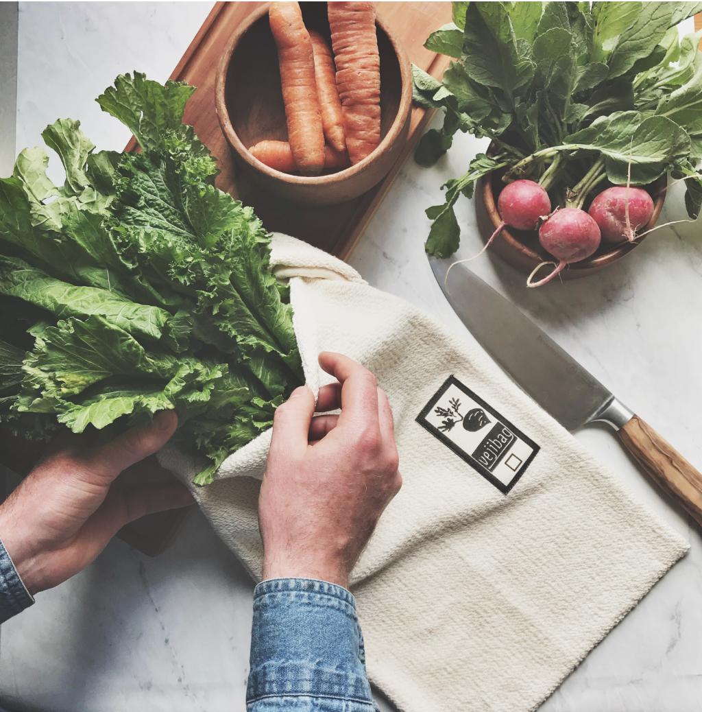 Eko prezentownik torba na warzywa