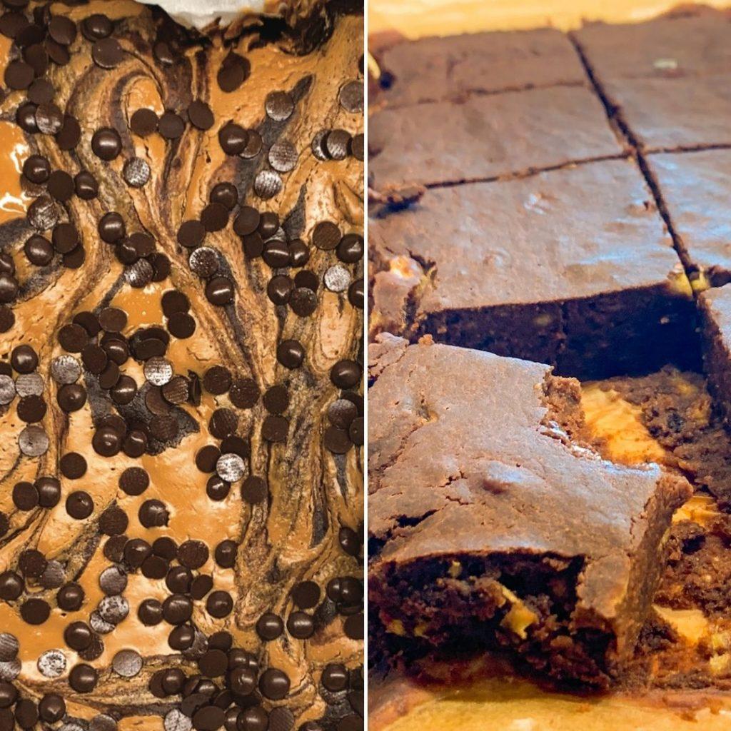 Przepis na najlepsze wegańskie ciasto czekoladowe.