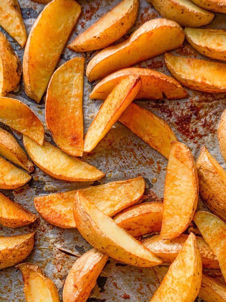 idealne pieczone ziemniaki