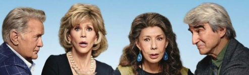 Lekki serial netflixa dla kobiet, czyli Grace i Frankie