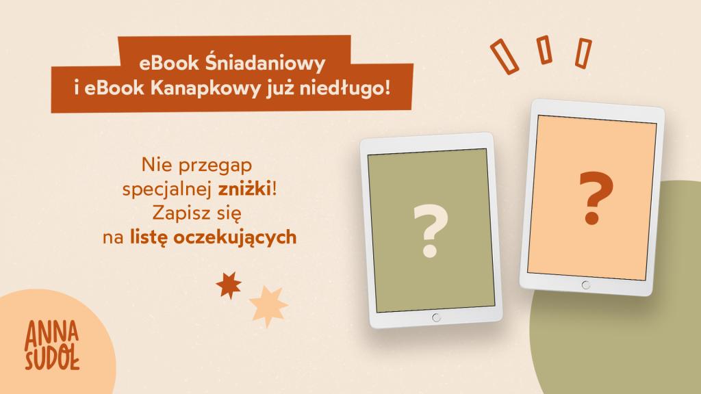 eBook Śniadaniowy i eBook Kanapkowy – wegański przepis za darmo
